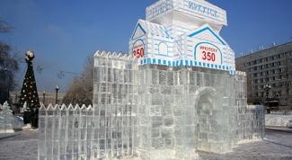 Как встретить Новый год в Иркутске