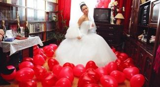 Как встретить жениха без выкупа