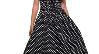 Как сшить платье в стиле винтаж