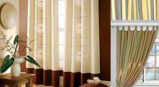 Как стирать шторы с люверсами
