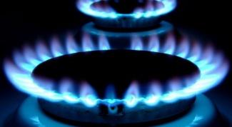 Как поставить газовую плиту