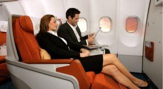 Как хорошо себя чувствовать во время полета