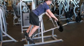 Как качать мышцы на тренажере