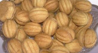 Как сделать тесто для орешков