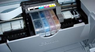 Как прошить принтер canon