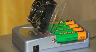 Как использовать аккумуляторные батареи
