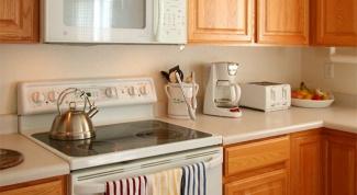 Как начать ремонт в кухне