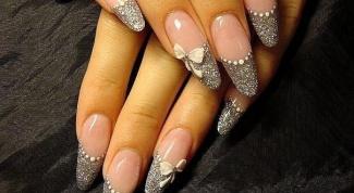 Что нужно для наращивания ногтей акрилом