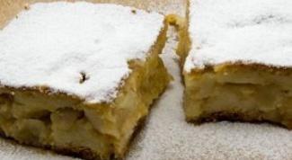 Как испечь пирог на кефире
