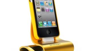 Как заряжать iphone 3g
