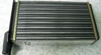 Как почистить радиатор отопителя