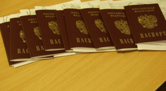 How to obtain a passport in OVIR