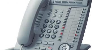 Как подключить системный телефон