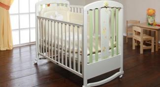 Как выбрать кроватку для ребенка