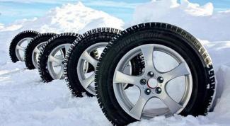 Как выбрать правильные зимние шины
