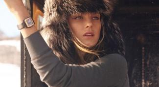 Как сшить женскую шапку-ушанку