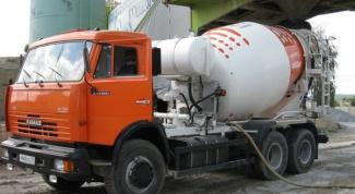 Как рассчитать объем бетона