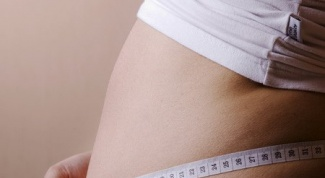 Why during pregnancy lose weight