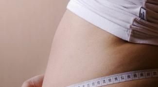 Почему при беременности худеют
