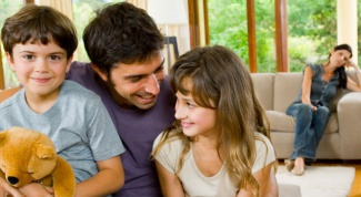 Как найти папу для детей