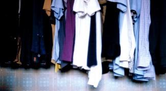 Как разобрать гардероб