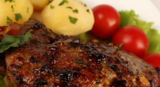 How to marinate pork