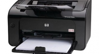 Как удалить драйвер принтера HP