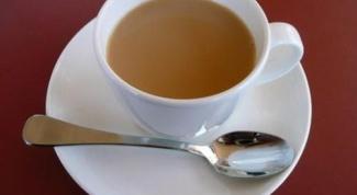 Как заваривать зеленый чай молоком