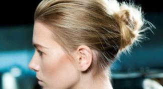 Как заколоть волосы в прическе