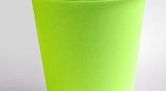 Как сделать бумажный стаканчик