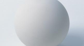 Как нарисовать объемный шар