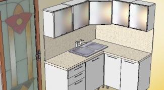 Как нарисовать эскиз кухни
