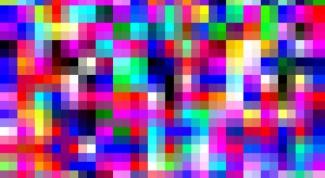 How to determine pixel size