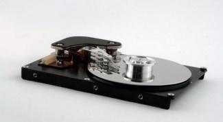 Как отформатировать чистый диск