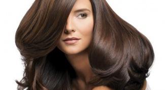 Как делать глазирование волос дома