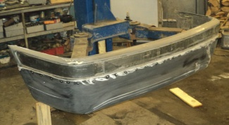How to putty bumper