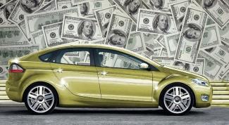 купить машину выгодно в кредит