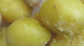 Как варить картофель для салата