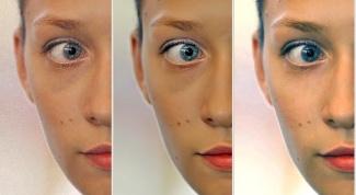 Как сделать светлее лицо в фотошопе