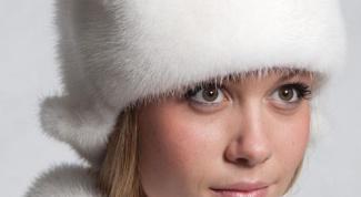 Покрасить меховую шапку домашних условиях