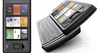 Как закачать игру для телефона Sony Ericsson