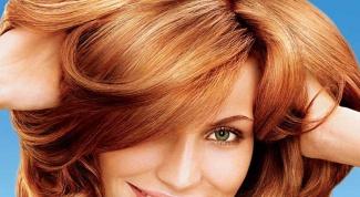 Как красить отросшие волосы