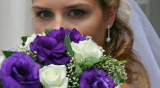 How to assemble a wedding bouquet