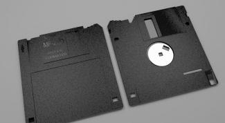 Как отформатировать диск с дискеты