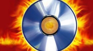 Как записывать файлы на диск через Nero