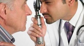 Как лечить куриную слепоту