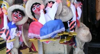 Как делать кукол для театра