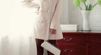 Как можно обновить и украсить осеннее пальто