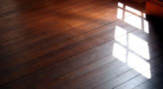 Как перестелить деревянные полы