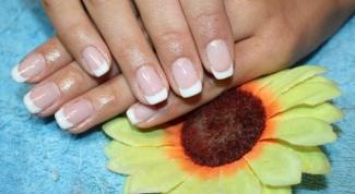 Как сделать ногти твердыми